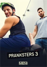 Pranksters 3 gay porn DVD from MEN.com