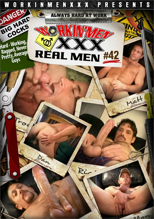 Real Men 42 Boxcover