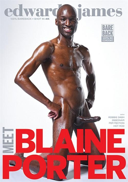 Meet Blaine Porter Boxcover
