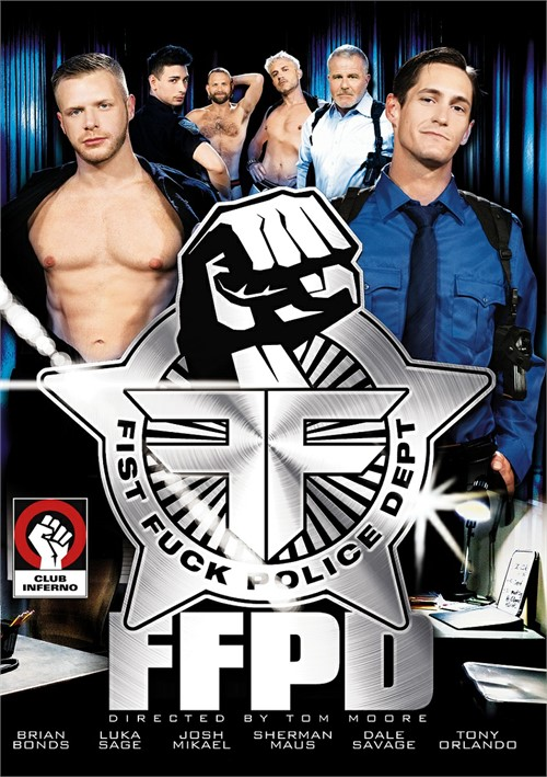 Fist Fuck Police Department Front Cover