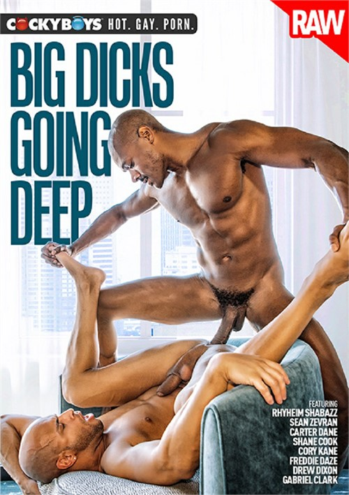 Big Dicks Going Deep Boxcover