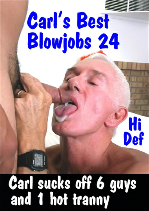 Carl's Best Blowjobs #24 Boxcover