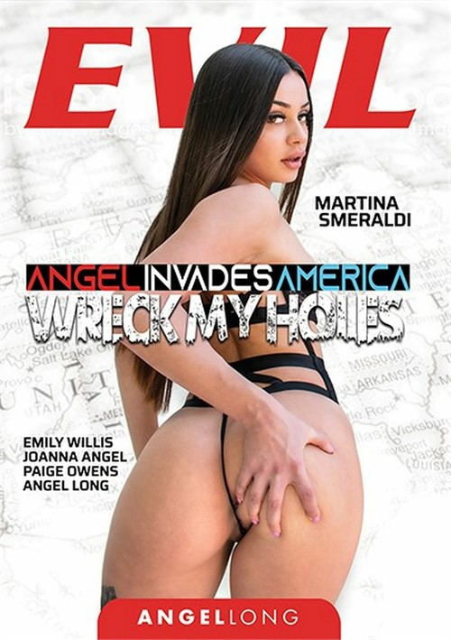 Angel Invades America: Wreck My Holes