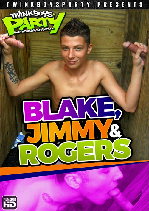 Blake, Jimmy and Roger Boxcover