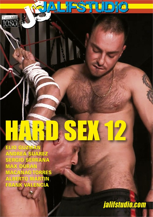Hard Sex 12 Boxcover