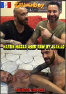 Martin Mazza Used Raw by Juan Jo Boxcover