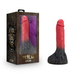 The Realm Lycan Lock On Werewolf Dildo Sex Toy