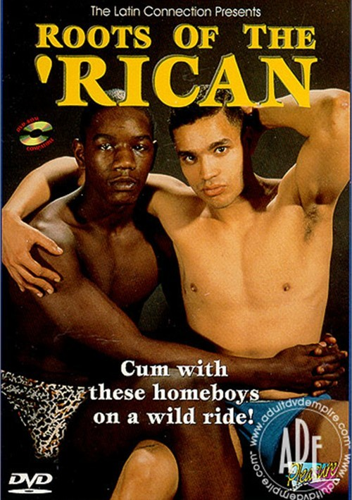 Roots of the 'Rican Boxcover