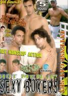 Hot Men in Sexy Boxers Porn Movie