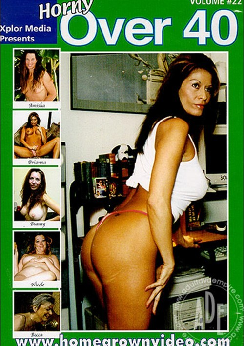 Horny Over 40 Vol. 22