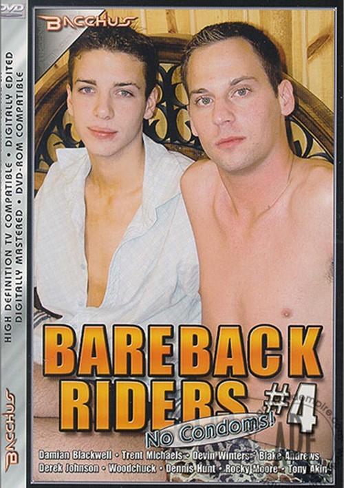 Bareback Riders #4 Boxcover