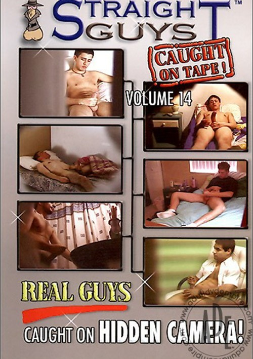Straight Guys Caught On Tape! Vol. 14 Boxcover