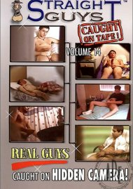 Straight Guys Caught On Tape! Vol. 14 Gay Porn Movie