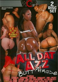 All Dat Azz: Butt Parade Porn Movie