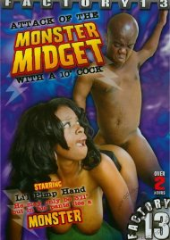 "Attack Of The Monster Midget With A 10"" Cock Porn Video"