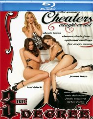 Cheaters Caught or Not Blu-ray Porn Movie