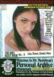 Dr. Moretwat's Homemade Porno: Girl Next Door Vol. 6 Porn Video