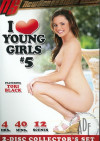 I Love Young Girls #5 Boxcover