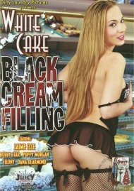 White Cake, Black Cream Filling Porn Video