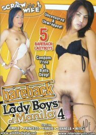 Bareback Lady Boys Of Manila 4 Porn Video