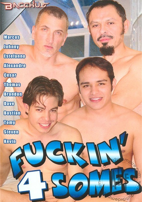 Fuckin' 4 Somes Boxcover