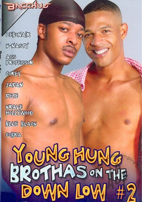 Young Hung Brothas On The Down Low #2 Boxcover