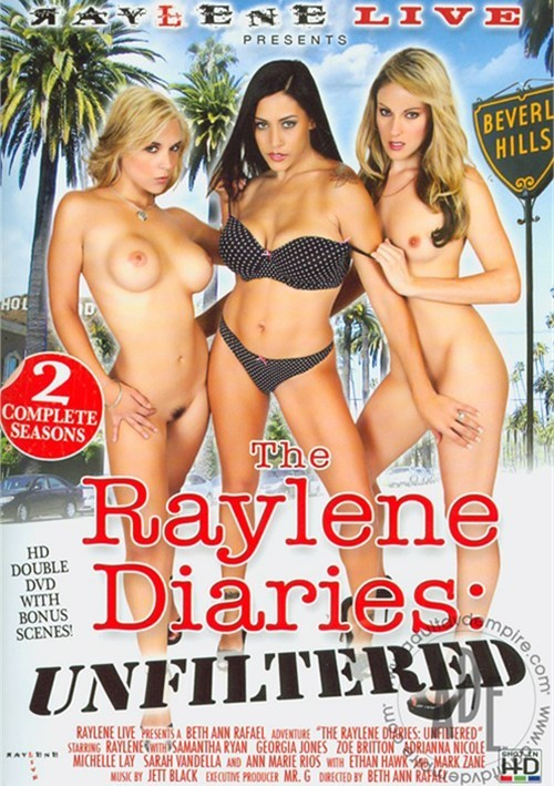Raylene Diaries, The: Unfiltered