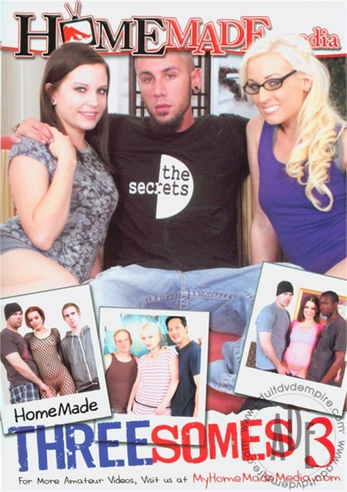 Free Preview of Home Made Threesomes #3