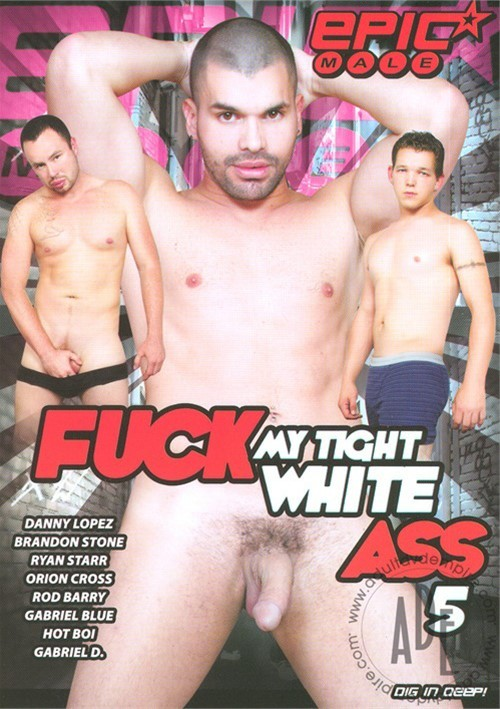 Fuck My Tight White Ass 5 Boxcover