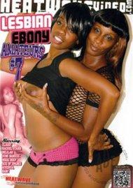 Lesbian Ebony Amateurs #7 Porn Video
