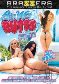 Big Wet Butts Vol. 10