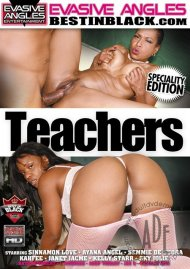 Best In Black: Teachers Porn Movie