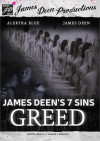 James Deen's 7 Sins: Greed Boxcover