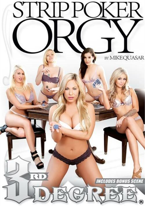 Lesbian strip poker dvd
