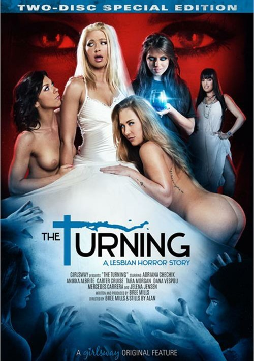 The Turning porn video from Girlsway.