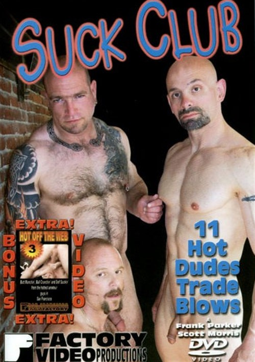 Suck Club Boxcover