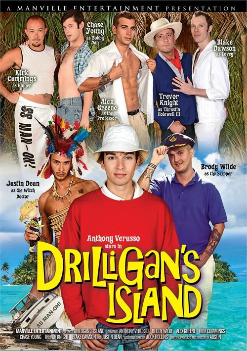 Drilligan's Island Boxcover