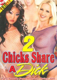 2 Chicks Share A Dick Porn Video