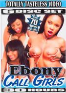 Ebony Call Girls 6-Disc Set Porn Movie