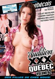 Audition XXX Quebec Vol. 2 Porn Video