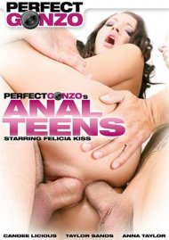 Perfect Gonzo's Anal Teens