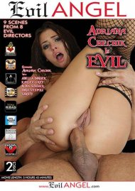 Adriana Chechik Is Evil