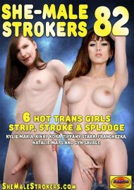 She-Male Strokers 82 Porn Video