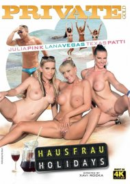 Hausfrau Holidays Porn Video