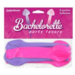 Bachelorette Party Favors Pecker Balloons
