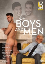 Of Boys and Men image