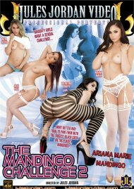 The Mandingo Challenge 2 porn DVD from Jules Jordan Video.