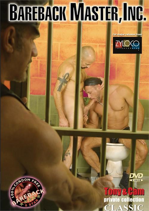 Bareback Master, Inc. Boxcover
