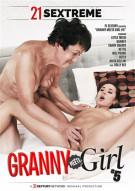 Granny Meets Girl #5 Porn Video