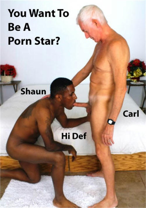 You Want To Be A Porn Star? Boxcover